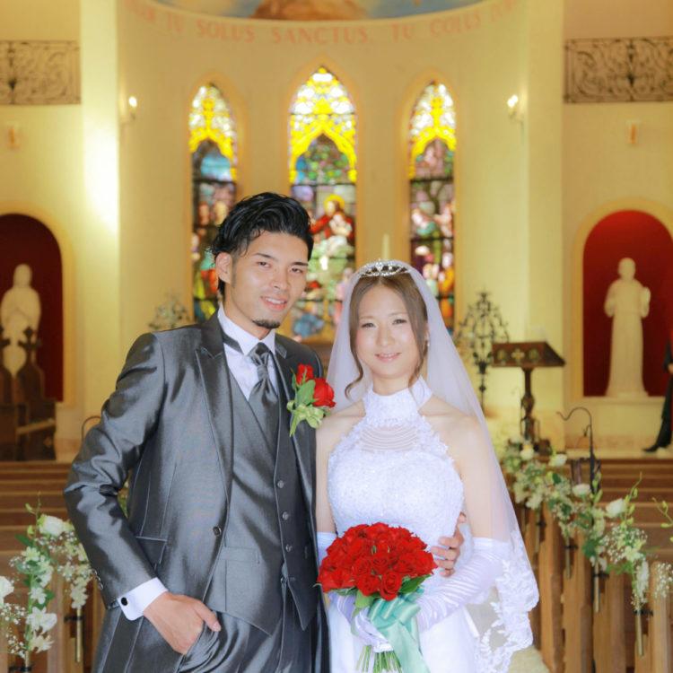 HIROYUKI&MANAMIのカップルレポート