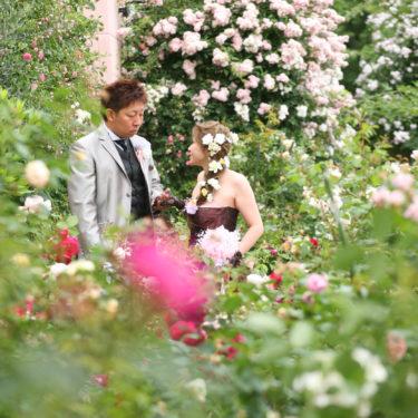 【ランチ付】イタリアの街並みにバラが咲き誇る♪春のウエディング体験フェア