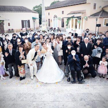 【スイーツ付】大人数パーティーも安心♪豪華特典×新しい結婚式のカタチ相談フェア